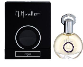M. Micallef Style Eau de Parfum für Herren 30 ml