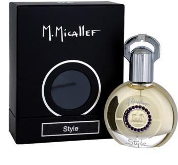 M. Micallef Style eau de parfum férfiaknak 30 ml
