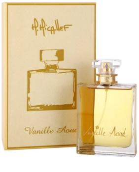 M. Micallef Vanille Aoud Eau de Parfum für Damen 100 ml