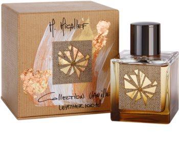 M. Micallef Collection Vanille Leather Cuir Eau de Parfum für Damen 100 ml