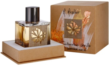 M. Micallef Collection Vanille Leather Cuir eau de parfum per donna 100 ml