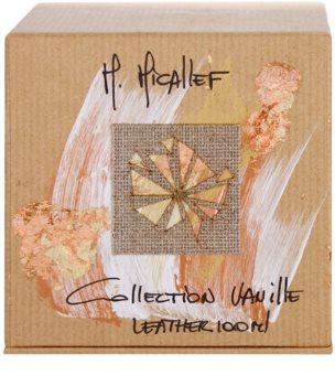 M. Micallef Collection Vanille Leather Cuir Eau de Parfum for Women 100 ml