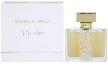 M. Micallef Ylang In Gold eau de parfum per donna 100 ml