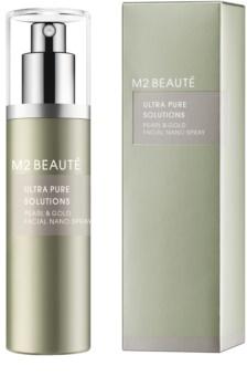 M2 Beauté Facial Care sprej pro rozjasnění pleti