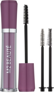 M2 Beauté Decorative Care nährende Mascara