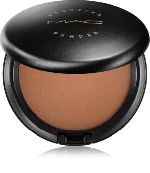 MAC Bronzing Powder pudra compacta pentru bronzat