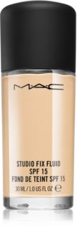 MAC Studio Fix Fluid maquillaje matificante SPF 15