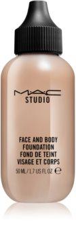 MAC Studio ľahký make-up na tvár a telo veľké balenie
