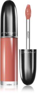 MAC Retro Matte Liquid Lipcolour batom líquido com efeito mate