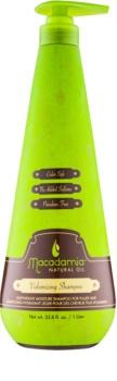 Macadamia Natural Oil Care Light Moisturising Shampoo with Volume Effect