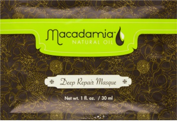Macadamia Natural Oil Care Mask for Dry and Damaged Hair