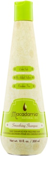 Macadamia Natural Oil Care sampon pentru indreptarea parului pentru par degradat sau tratat chimic