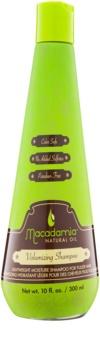 Macadamia Natural Oil Care champú hidratante con fórmula ligera para dar volumen