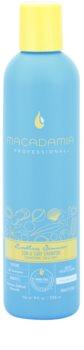Macadamia Natural Oil Endless Summer шампоан  за коса увредена от слънце, хлор и солна вода