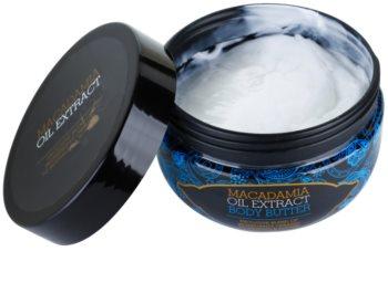 Macadamia Oil Extract Exclusive unt pentru corp, hranitor pentru toate tipurile de piele