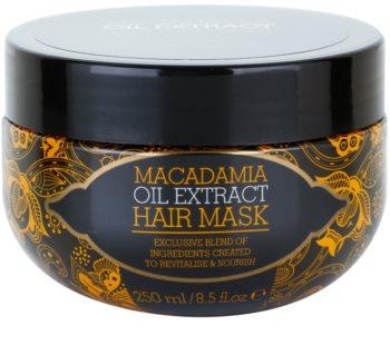 Macadamia Oil Extract Exclusive máscara capilar nutritiva para todos os tipos de cabelos