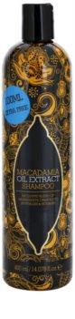 Macadamia Oil Extract Exclusive vyživujúci šampón pre všetky typy vlasov
