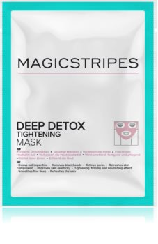 MAGICSTRIPES Deep Detox Detox-Maske mit festigender Wirkung