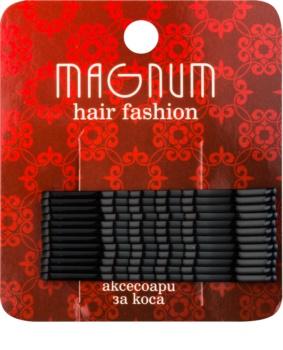 Magnum Hair Fashion agrafe de păr negru