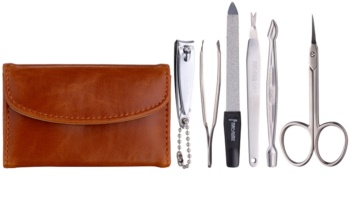 Magnum Feel The Style Faux Leather Perfect Manicure Set