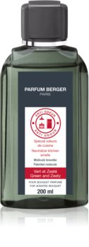 Maison Berger Paris Anti Odour Kitchen náplň do aróma difuzérov 200 ml  (Green and Zesty)