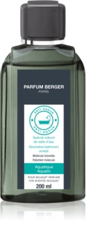 Maison Berger Paris Anti Odour Bathroom reumplere în aroma difuzoarelor 200 ml  (Floral and Aromatic)