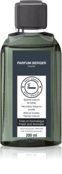 Maison Berger Paris Anti Odour Tobacco reumplere în aroma difuzoarelor 200 ml  (Fresh and Aromatic)