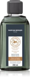 Maison Berger Paris Anti Odour Animal reumplere în aroma difuzoarelor 200 ml  (Floral and Zesty)