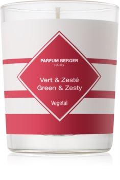Maison Berger Paris Anti Odour Kitchen lumânare parfumată  180 g I. (Green and Zesty)