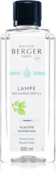 Maison Berger Paris Catalytic Lamp Refill Summer Rain katalitikus lámpa utántöltő 500 ml