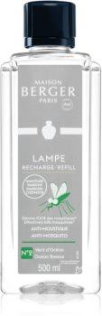 Maison Berger Paris Anti Mosquito Ocean Breeze rezervă lichidă pentru lampa catalitică  500 ml