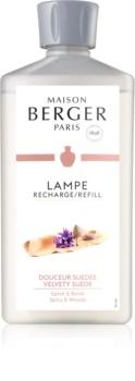 Maison Berger Paris Catalytic Lamp Refill Velvety Suede Lampă catalitică cu refill 500 ml