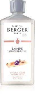 Maison Berger Paris Catalytic Lamp Refill Velvety Suede náplň do katalytické lampy 500 ml