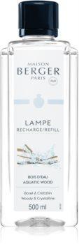 Maison Berger Paris Catalytic Lamp Refill Aquatic wood náplň do katalytické lampy 500 ml