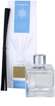 Maison Berger Paris Cube Scented Bouquet Cotton Dreams aroma difuzér s náplní 125 ml