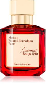 Maison Francis Kurkdjian Baccarat Rouge 540 Perfume Extract Unisex