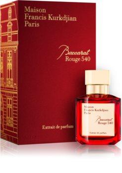 Maison Francis Kurkdjian Baccarat Rouge 540 Extrait De Parfum Mixte