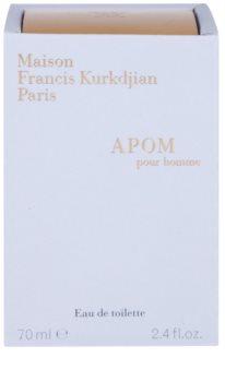 Maison Francis Kurkdjian APOM pour Homme eau de toilette férfiaknak 70 ml