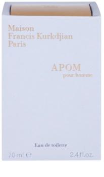 Maison Francis Kurkdjian APOM pour Homme toaletná voda pre mužov 70 ml