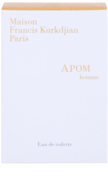 Maison Francis Kurkdjian APOM pour Homme Eau de Toilette für Herren 3 x 11 ml Ersatzfüllung