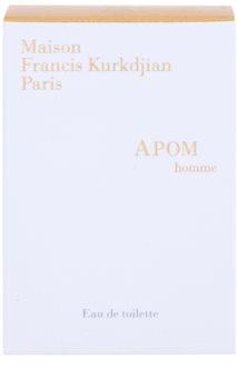 Maison Francis Kurkdjian APOM pour Homme eau de toilette para hombre 3 x 11 ml recarga