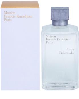 Maison Francis Kurkdjian Aqua Universalis toaletní voda unisex 200 ml
