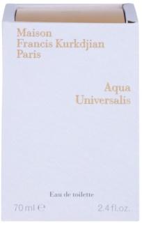 Maison Francis Kurkdjian Aqua Universalis Eau de Toilette Unisex 70 ml