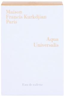 Maison Francis Kurkdjian Aqua Universalis Eau de Toilette unisex 3 x 11 ml Ersatzfüllung