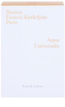 Maison Francis Kurkdjian Aqua Universalis toaletní voda unisex 3 x 11 ml náplň