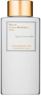 Maison Francis Kurkdjian Aqua Universalis crème corps mixte 250 ml