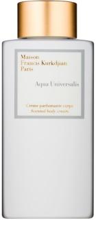 Maison Francis Kurkdjian Aqua Universalis tělový krém unisex 250 ml