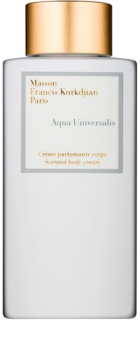 Maison Francis Kurkdjian Aqua Universalis testkrém unisex 250 ml