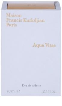 Maison Francis Kurkdjian Aqua Vitae Eau de Toilette unisex 70 ml