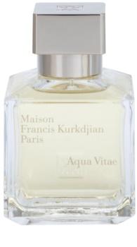 Maison Francis Kurkdjian Aqua Vitae eau de toilette teszter unisex 70 ml